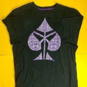 Nike T Shirt Mens Large Kobe Bryant Air Purple